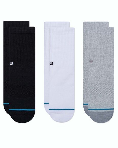Stance Socks - Icon ST Kids 3 Pack Socks (Youth)