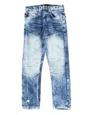 Akademiks - Paint Splatter Jeans (8-18)-2613861