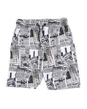 SASCO - Fleece Terry Shorts (8-18)-2613511