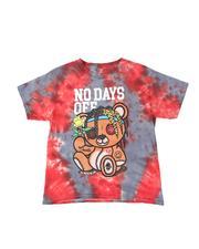 Arcade Styles - No Days Off Tee (8-20)-2614159
