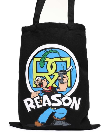 Reason - Popeye Tote Bag (Unisex)