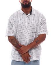 Button-downs - Printed Short Sleeve Woven Shirt (B&T)-2615571