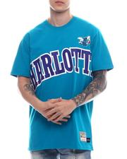 Mitchell & Ness - CHARLOTTE HORNETS Big Face 2.0 SS Tee-2615871