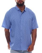 Button-downs - Printed Short Sleeve Woven Shirt (B&T)-2615711