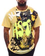 Hustle Gang - Noho Spirit Knit T-Shirt (B&T)-2616145