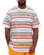 LRG - Jaws Stripe Knit Shirt (B&T)-2616268