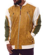 Outerwear - Arthur Zip Up Jacket (B&T)-2615399