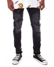 Buyers Picks - Ripped Jean w Quilted Stitching-2614813