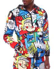 cartoons-pop-culture - Popeye Comic Anorak-2614735