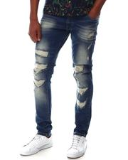 Buyers Picks - Ripped Jean w Quilted Stitching-2614800