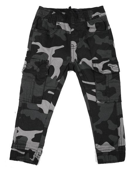 Phat Farm - Camo Stretch Twill Jogger Pants (2T-4T)