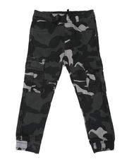 Bottoms - Camo Stretch Twill Jogger Pants (4-7)-2616487
