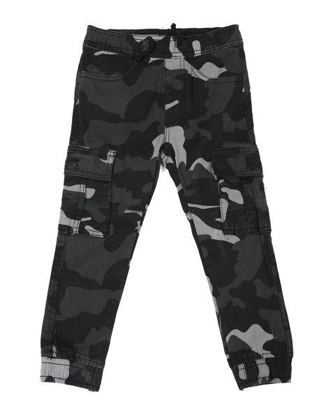 Phat Farm - Camo Stretch Twill Jogger Pants (4-7)