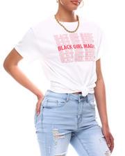 Fashion Lab - Black Girl Magic Tee-2596598