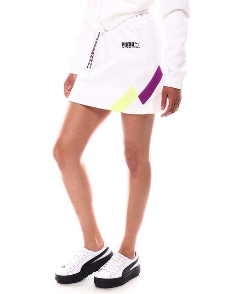 Puma - PI Dbleknit Skirt