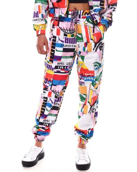 Puma - PI All Over Print Woven Track Pant