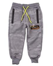 Bottoms - Vibes Tonal Joggers (4-7)-2605131