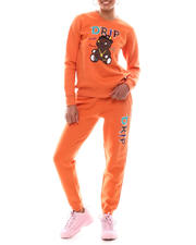 Women - Sweat Shirt /Jogger Set-2616994