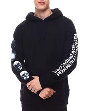 BLVCK - SKULLS CLASSIC H PO HOODIE-2615241