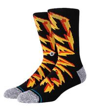 Socks - Electrified Crew Socks-2617959
