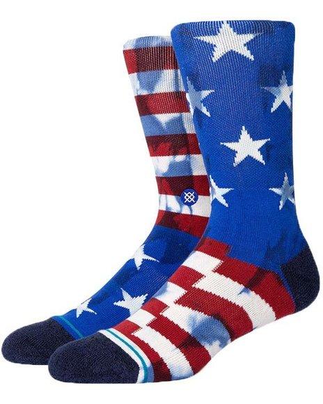 Stance Socks - The Banner Crew Socks