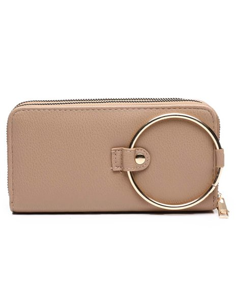 Fashion Lab - Wallet W/ Oversized Ring