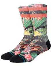 Socks - Playa Larga Crew Socks-2618510