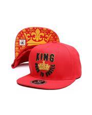 Buyers Picks - King Born To Hustle Snapback Hat-2617161