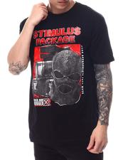 Rich & Rugged - Stimulus Package Tee-2618481