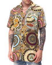 Button-downs - Disc SS Woven Shirt-2618082