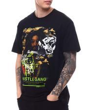 Shirts - RAPHEAL BLACK SS TEE-2618208
