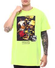 Shirts - ANGEL REACH SS KNIT Tee-2618385
