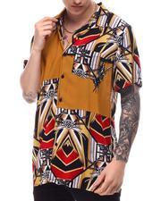 Spring-Summer - Metropolis Woven Shirt-2617545