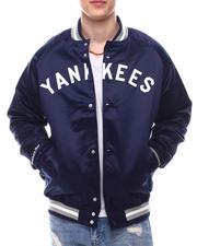 cartoons-pop-culture - New York Yankees Lightweight Satin Jacket-2618315