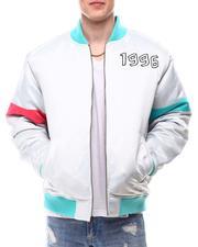 Heavy Coats - All Star Heavyweight Satin Jacket-2618349