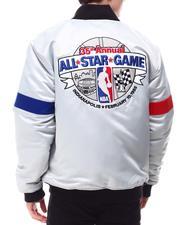 Heavy Coats - All Star Heavyweight Satin Jacket-2618365