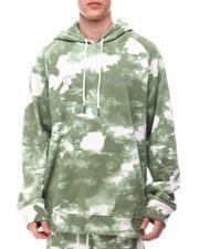 The Camper - Raglan Camo Pullover Hoodie-2618525