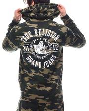 True Religion - Camo Logo Hoodie-2618537