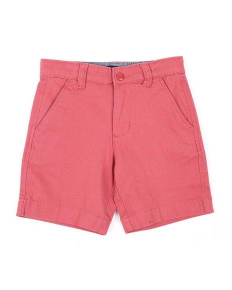 Nautica - Stretch Twill Shorts (4-7)