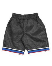 NOTHIN' BUT NET - Scuba Shorts W/ Tape Detail (8-18)-2619151
