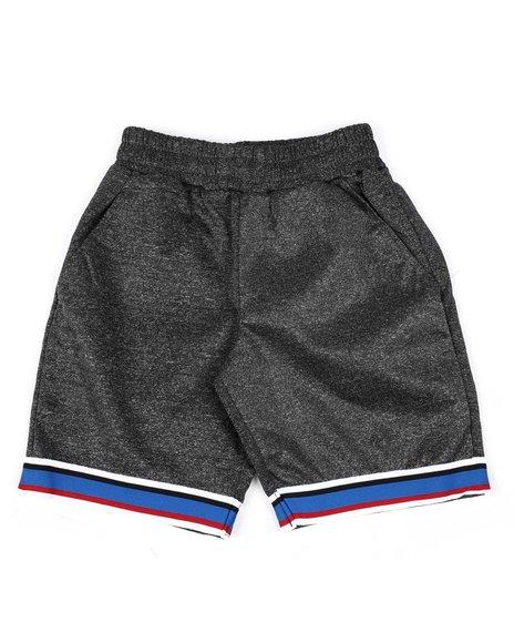 NOTHIN' BUT NET - Scuba Shorts W/ Tape Detail (8-18)