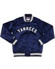 Mitchell & Ness - New York Yankees Lightweight Satin Jacket (8-20)-2605552