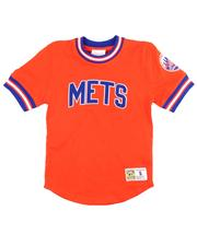 Mitchell & Ness - New York Mets Wild Pitch Jersey Top (8-20)-2605625