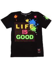 SWITCH - Life Is Good Tee (8-20)-2605776