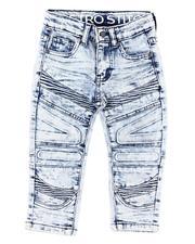 Jeans - Moto Jeans w/Gel Injection (2T-4T)-2607595