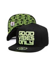 Buyers Picks - Good Vibes Only Snapback Hat-2618518