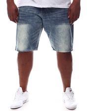 Ecko - Feelin Fresh Belted Denim Shorts (B&T)-2619398