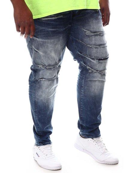 Jordan Craig - Rip & Tear Denim Jeans (B&T)