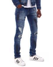 Buyers Picks - Moto Jean w Airbrush and Paint Splatter Detail-2617712