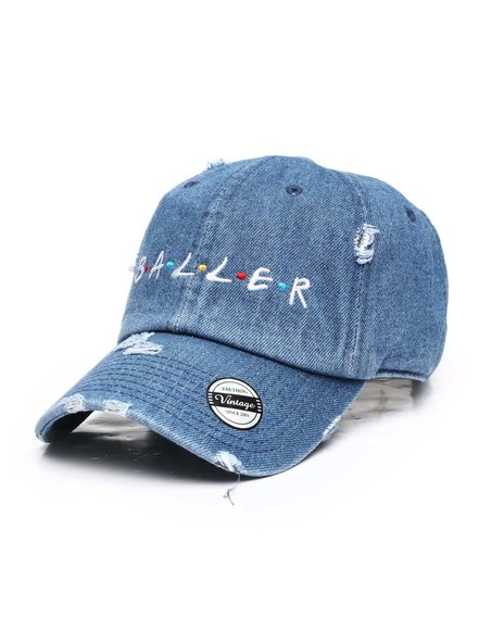 Buyers Picks - Baller Vintage Dad Hat